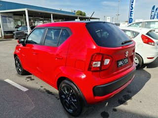 2017 Suzuki Ignis MF GLX Red 1 Speed Constant Variable Hatchback