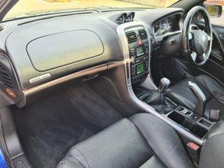 2005 Holden Crewman VZ SS Z Blue 6 Speed Manual Utility