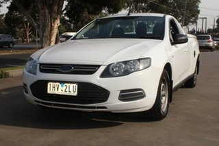 2011 Ford Falcon FG MK2 (LPi) 6 Speed Automatic Utility