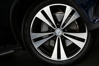 2016 Mercedes-Benz GLC-Class X253 GLC250 9G-Tronic 4MATIC Blue 9 Speed Sports Automatic Wagon.