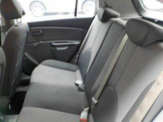 2010 Kia Rio JB MY11 S Silver 4 Speed Automatic Hatchback