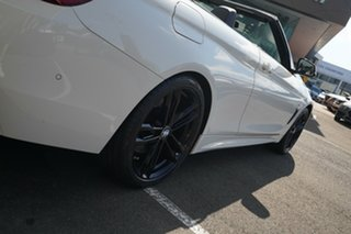 2017 BMW 440i F33 MY17 40I Alpine White 8 Speed Automatic Convertible
