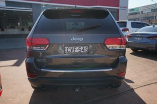 2014 Jeep Grand Cherokee WK MY14 Limited (4x4) Grey 8 Speed Automatic Wagon