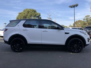2017 Land Rover Discovery Sport LC MY17 TD4 150 HSE 5 Seat White 9 Speed Automatic Wagon.