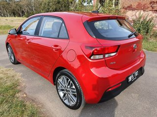 2020 Kia Rio YB Sport Red Automatic Hatchback