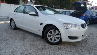 2011 Holden Commodore VE II Omega White 6 Speed Sports Automatic Sedan.