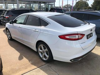 2018 Ford Mondeo MD 2018.75MY Trend White 6 Speed Sports Automatic Dual Clutch Hatchback.