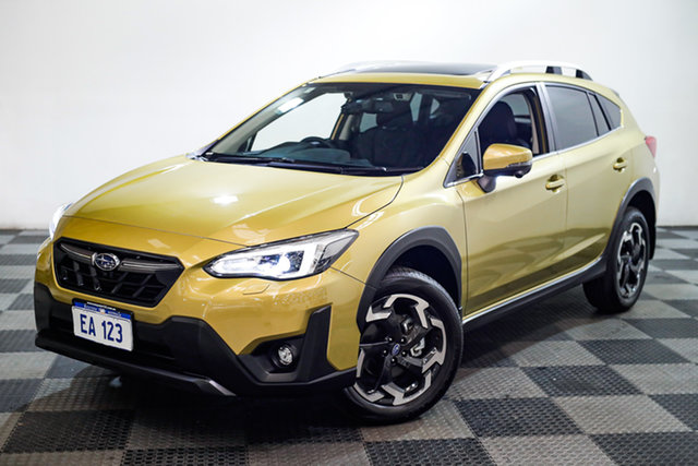 Used Subaru XV G5X MY20 2.0i-S Lineartronic AWD Edgewater, 2020 Subaru XV G5X MY20 2.0i-S Lineartronic AWD Yellow 7 Speed Constant Variable Wagon