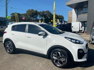 2018 Kia Sportage QL MY18 Si 2WD Premium White 6 Speed Sports Automatic Wagon