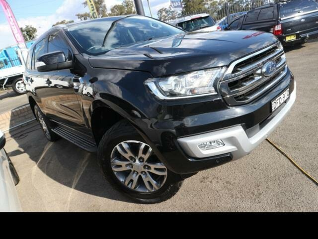 Used Ford Everest Kingswood, Ford 2015.75 SUV TREND . 3.2D 6SPD AUTO