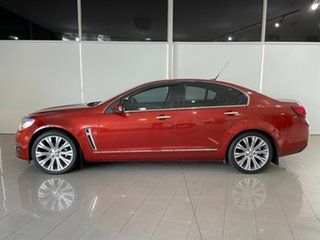 2015 Holden Calais VF MY15 V Red 6 Speed Sports Automatic Sedan