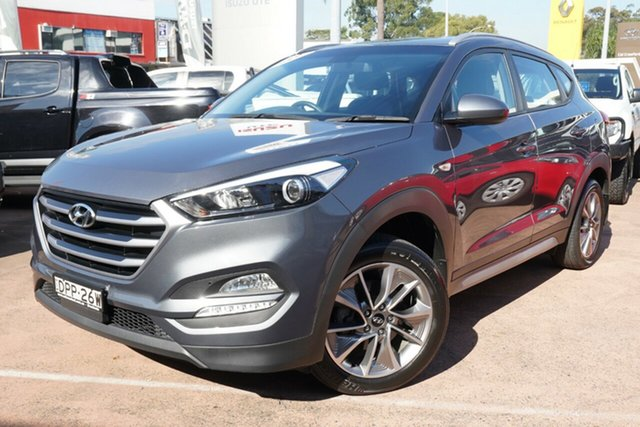 Used Hyundai Tucson TL Active X (FWD) Brookvale, 2017 Hyundai Tucson TL Active X (FWD) Grey 6 Speed Automatic Wagon