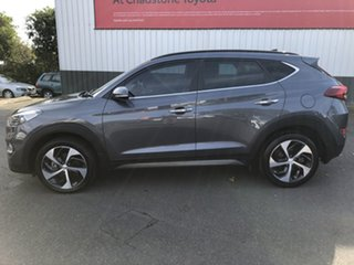 2016 Hyundai Tucson TLE Highlander D-CT AWD 7 Speed Sports Automatic Dual Clutch Wagon