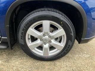 2008 Nissan X-Trail T31 ST-L Blue 1 Speed Constant Variable Wagon