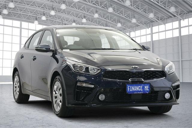 Used Kia Cerato BD MY20 S Victoria Park, 2020 Kia Cerato BD MY20 S Gravity Blue 6 Speed Sports Automatic Hatchback