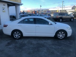 2006 Toyota Camry ACV36R MY06 Altise Limited White 4 Speed Automatic Sedan.