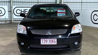 2007 Mitsubishi 380 DB Series III VR-X Black 5 Speed Sports Automatic Sedan