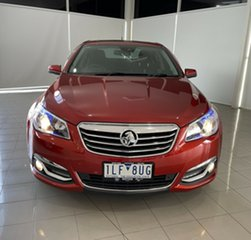 2015 Holden Calais VF MY15 V Red 6 Speed Sports Automatic Sedan.