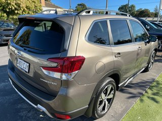2021 Subaru Forester S5 MY21 2.5i-S CVT AWD Sepia Bronze 7 Speed Constant Variable Wagon