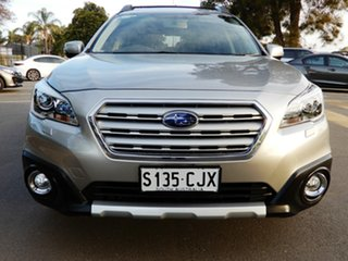 2015 Subaru Outback B6A MY15 2.0D CVT AWD Premium Tungsten 7 Speed Constant Variable Wagon.