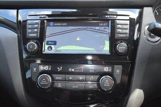2016 Nissan Qashqai J11 TI Ivory Pearl 1 Speed Constant Variable Wagon