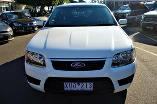 2010 Ford Territory SY MkII TS White 4 Speed Sports Automatic Wagon