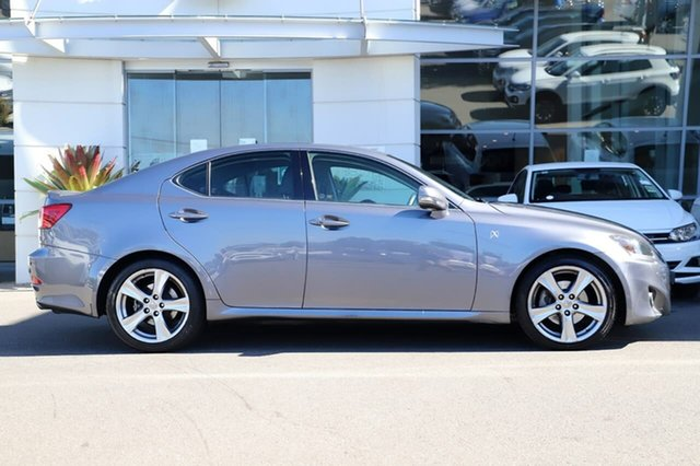 Used Lexus IS GSE20R MY13 IS250 X Sutherland, 2013 Lexus IS GSE20R MY13 IS250 X Grey 6 Speed Sports Automatic Sedan
