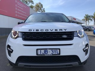 2017 Land Rover Discovery Sport LC MY17 TD4 150 HSE 5 Seat White 9 Speed Automatic Wagon