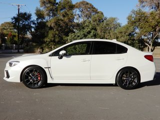 2017 Subaru WRX V1 MY18 Premium Lineartronic AWD White 8 Speed Constant Variable Sedan