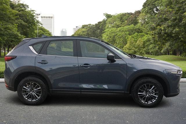 Demo Mazda CX-5 KF2W7A Maxx SKYACTIV-Drive FWD Sport Paradise, 2021 Mazda CX-5 KF2W7A Maxx SKYACTIV-Drive FWD Sport Polymetal Grey 6 Speed Sports Automatic Wagon