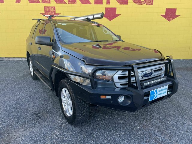 Used Ford Everest Winnellie, 2015 Ford Everest Grey 6 Speed Sports Automatic SUV