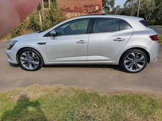 2018 Renault Megane BFB GT-Line Grey Sports Automatic Dual Clutch Hatchback