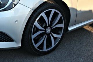 2014 Mercedes-Benz A-Class W176 805+055MY A180 D-CT Silver 7 Speed Sports Automatic Dual Clutch
