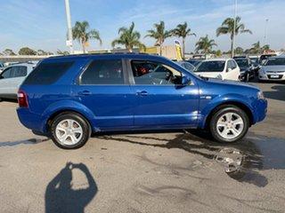 2009 Ford Territory SY MkII TX (4x4) Blue 6 Speed Auto Seq Sportshift Wagon