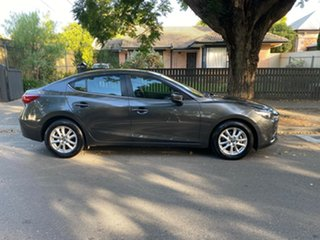 2017 Mazda 3 BN5276 Maxx SKYACTIV-MT Grey 6 Speed Manual Sedan