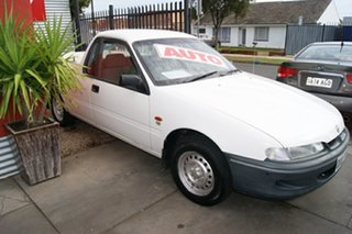 1997 Holden Commodore VSII S White 4 Speed Automatic Utility.