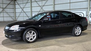 2007 Mitsubishi 380 DB Series III VR-X Black 5 Speed Sports Automatic Sedan.