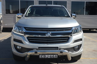 2019 Holden Colorado RG MY20 LTZ Pickup Space Cab Silver 6 Speed Sports Automatic Utility.