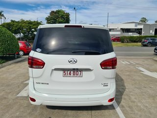 2019 LDV G10 SV7A White 6 Speed Sports Automatic Wagon