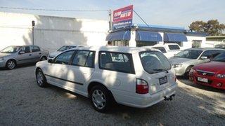 2003 Ford Falcon BA XT White 4 Speed Sports Automatic Wagon
