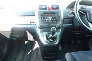 2010 Honda CR-V RE MY2010 4WD Grey 6 Speed Manual Wagon