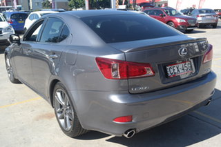 2012 Lexus IS GSE21R IS350 F Sport Silver 6 Speed Sports Automatic Sedan