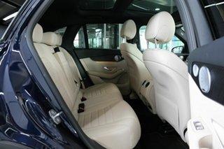 2016 Mercedes-Benz GLC-Class X253 GLC250 9G-Tronic 4MATIC Blue 9 Speed Sports Automatic Wagon