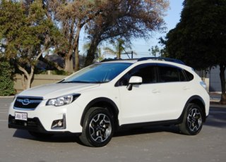2016 Subaru XV G4X MY17 2.0i-L Lineartronic AWD White 6 Speed Constant Variable Wagon