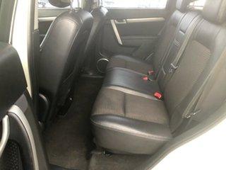 2012 Holden Captiva CG Series II 7 CX (4x4) White 6 Speed Automatic Wagon