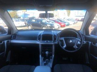 2011 Holden Captiva CG Series II 7 AWD CX Thunder Grey 6 Speed Sports Automatic Wagon