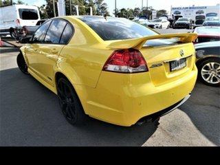 2011 Holden Commodore VE II MY12 SS Yellow 6 Speed Manual Sedan.