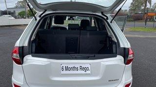 2009 Renault Koleos H45 Dynamique (4x4) White Continuous Variable Wagon