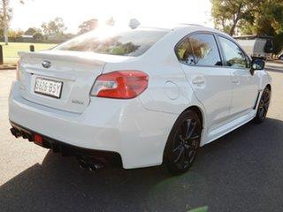 2017 Subaru WRX V1 MY18 Premium Lineartronic AWD White 8 Speed Constant Variable Sedan.