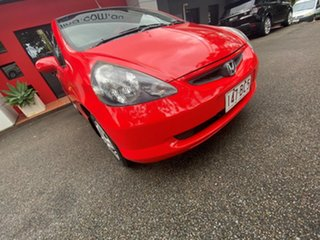 2003 Honda Jazz GD GLi Red 5 Speed Manual Hatchback